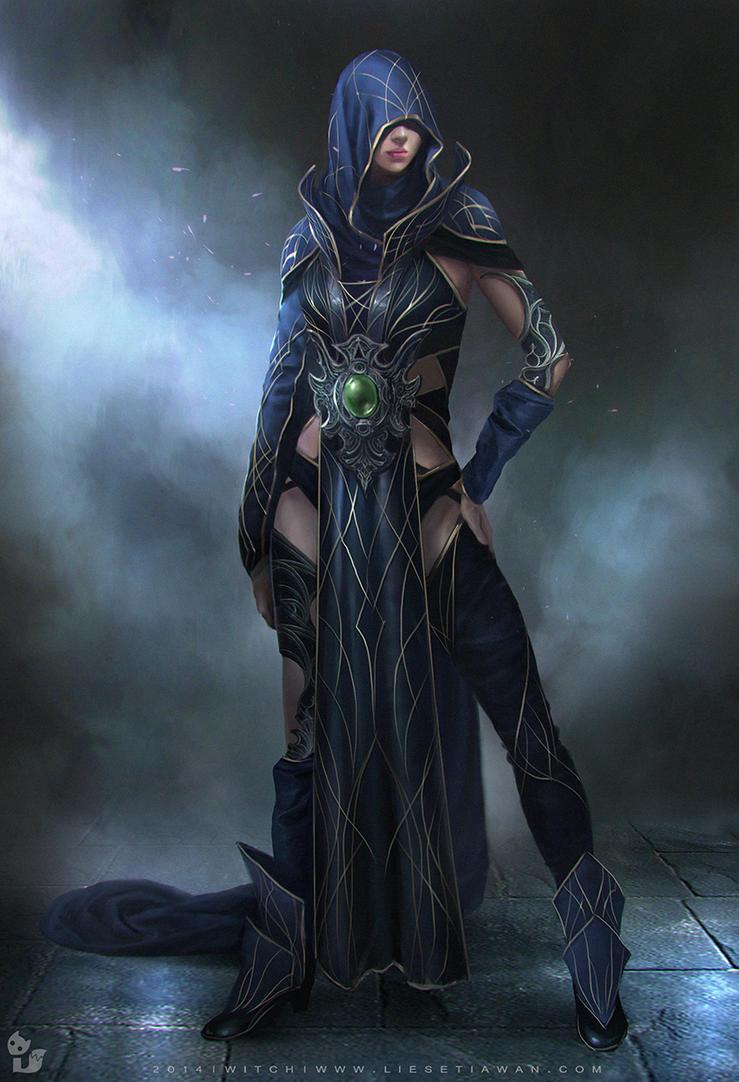 Witch Liesetiawan by LieSetiawan
