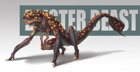 X-risk Blisterbeast Liesetiawan by LieSetiawan