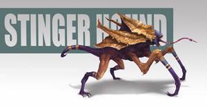 X-risk stingerhound Liesetiawan
