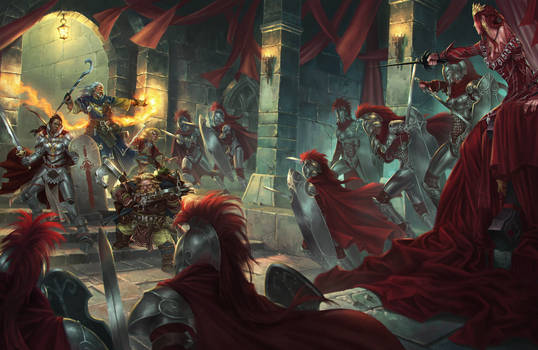 Attack on the Crimson liesetiawan paizo