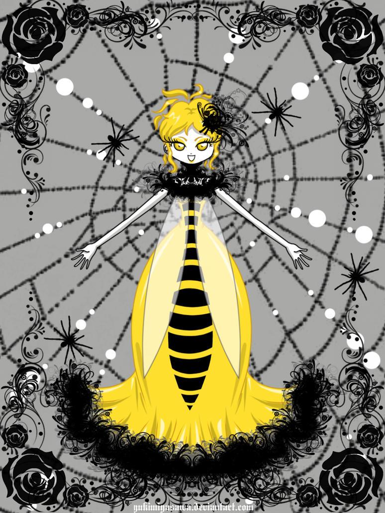The Daughter of Evil by YukiMiyasawa