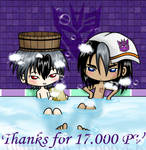 Thanks for 17.000 PV