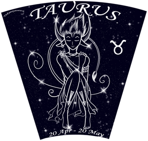 Da Zodiac - Taurus by YukiMiyasawa