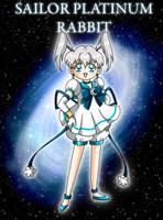 Sailor Platinum Rabbit by YukiMiyasawa