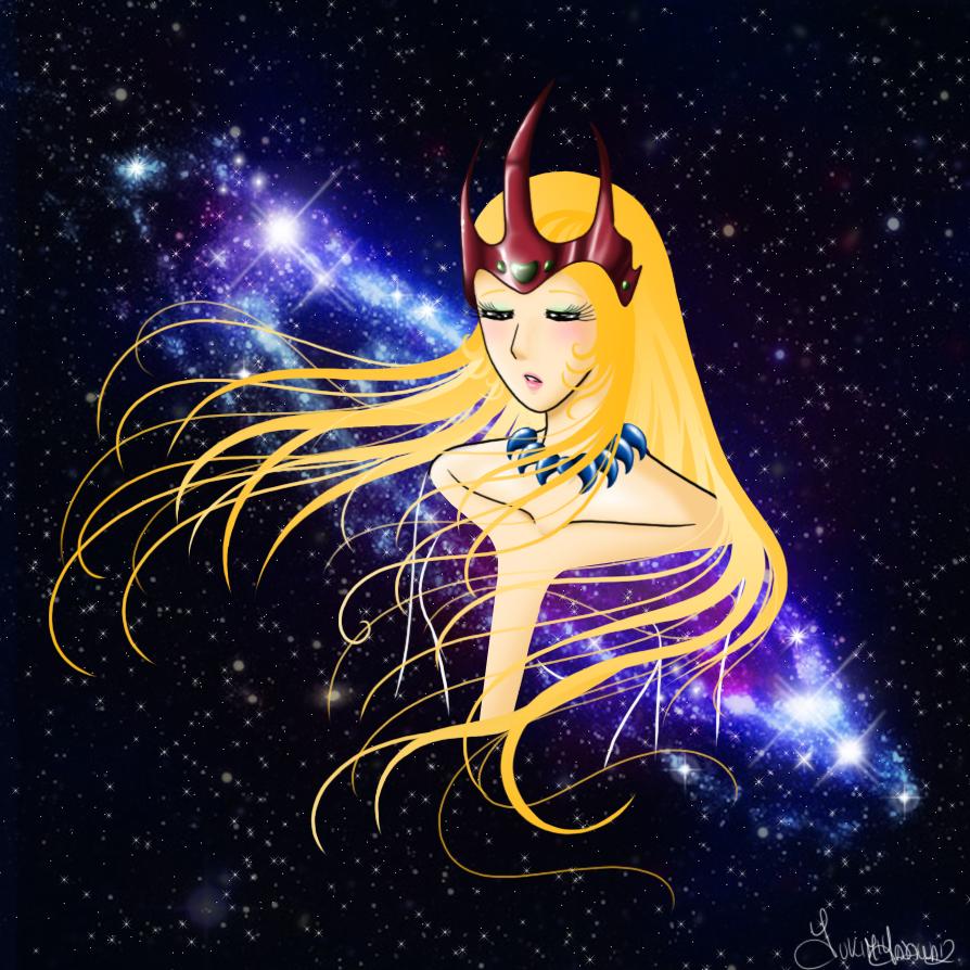 Queen Millennia by YukiMiyasawa