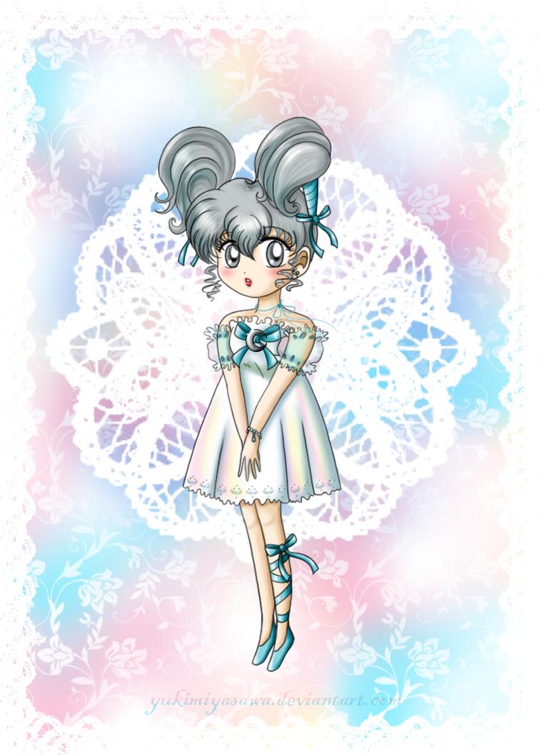 Little Platinum Princess by YukiMiyasawa
