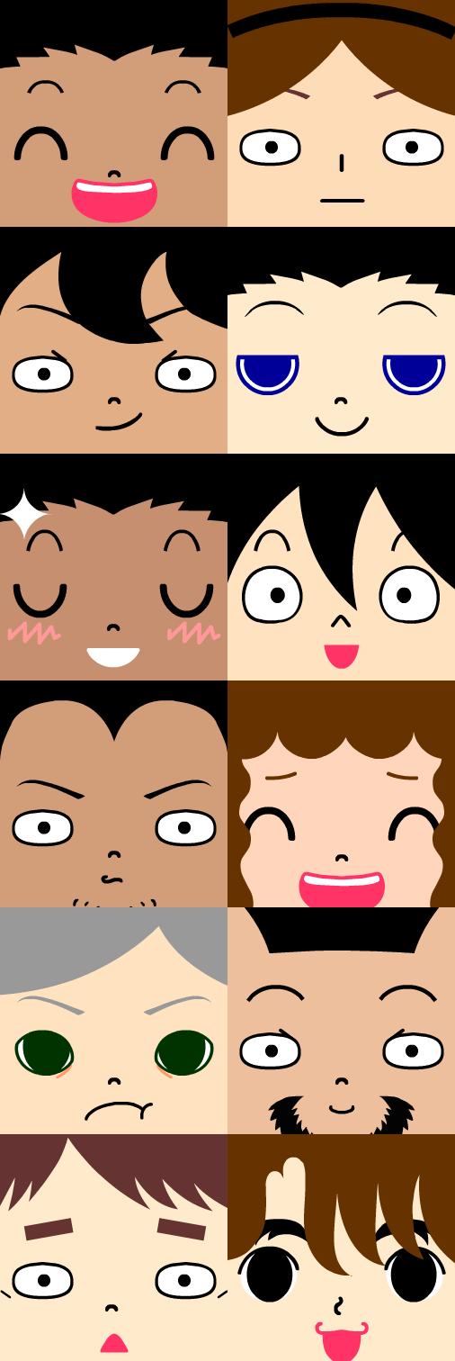 Avatares Trolazos by YukiMiyasawa