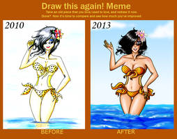 Draw This Again - The Summer is Magic