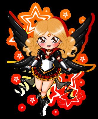 CC - Eternal Sailor Sun by YukiMiyasawa