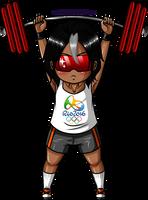 Olympic Games by YukiMiyasawa