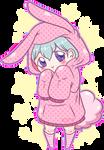Pink Bunny by YukiMiyasawa