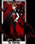 The Vampire by YukiMiyasawa