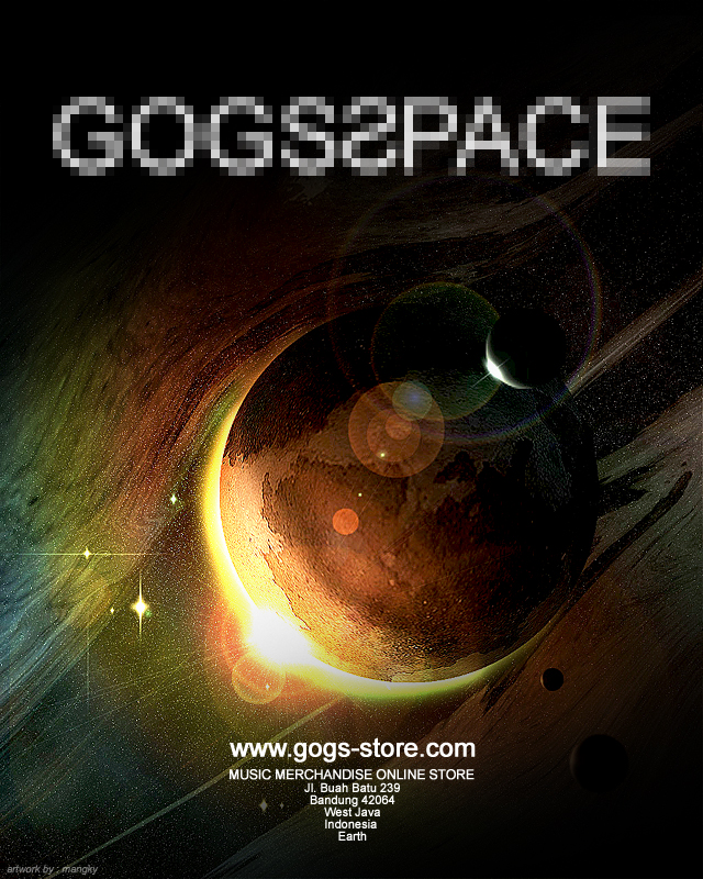 Gogsspace by mangky