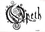 Opeth by RazSketch