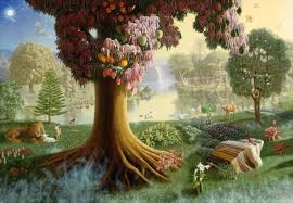 The Garden of Eden by domonicflanders