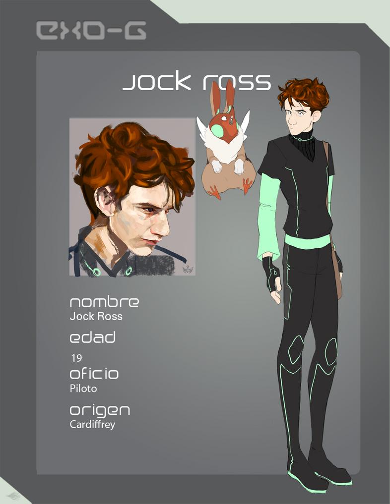 Exo-G, Jock Ross by Menxu