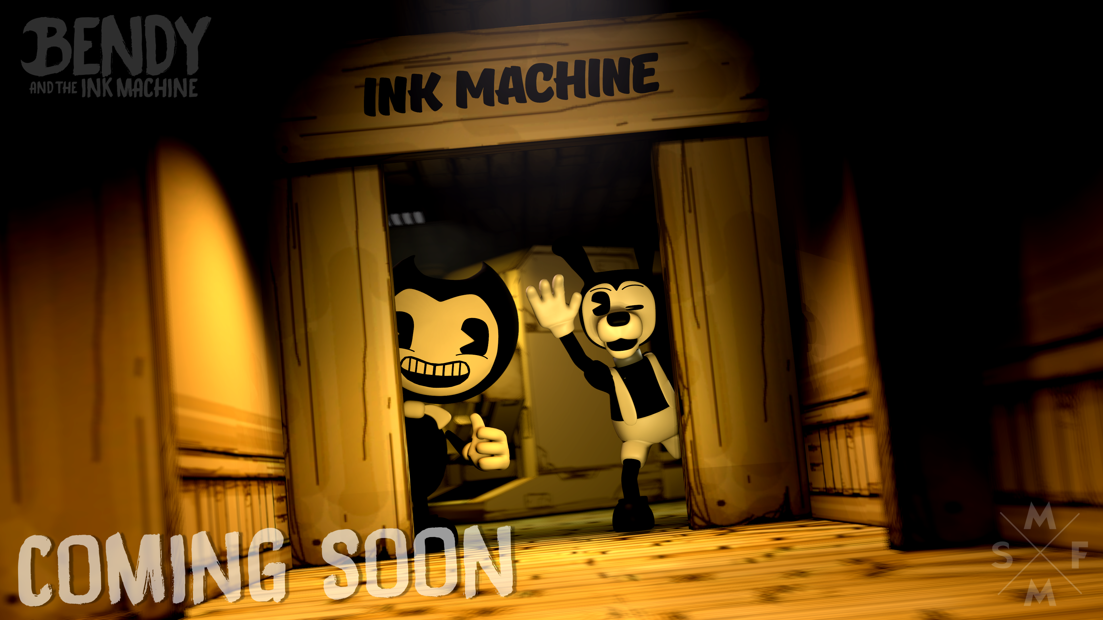 bendy and the ink machine song roblox id