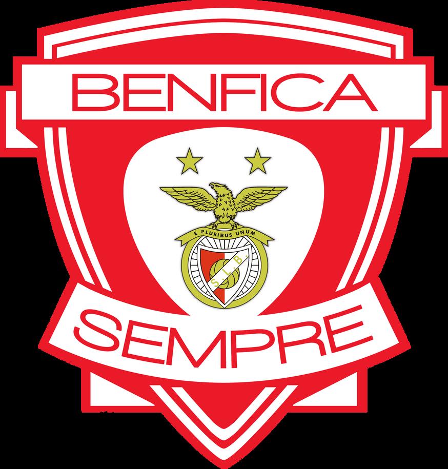 BENFICA SEMPRE Logo by JuniorNeves on DeviantArt