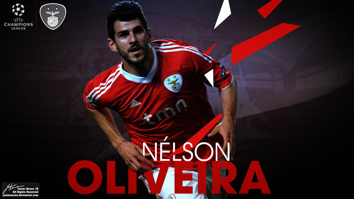 Nelson Oliveira by JuniorNeves
