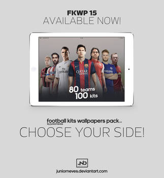 FKWP - CHOOSE YOUR SIDE by JuniorNeves
