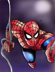 Spiderman by JuniorNeves