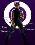 Hawkeye is my Spirit Animal
