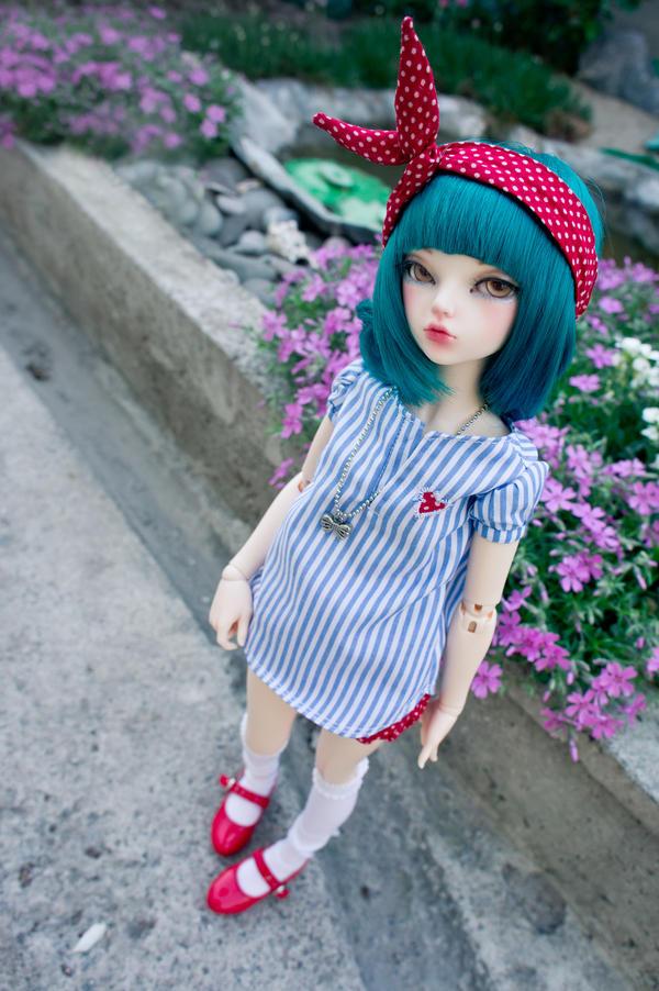 Hiya. I'm Effy :3 by Bykashka