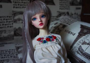 Eva by Bykashka