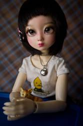 Adventure time fan by Bykashka