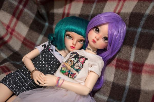 Dollies :3 by Bykashka