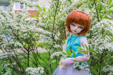 Marcie by Bykashka