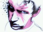 Self Portrait of Anger