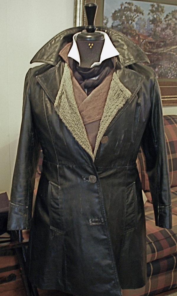Sweeney Todd Overcoat by Opergeist