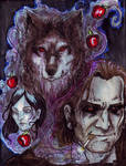 Fables: Bigby and Snow