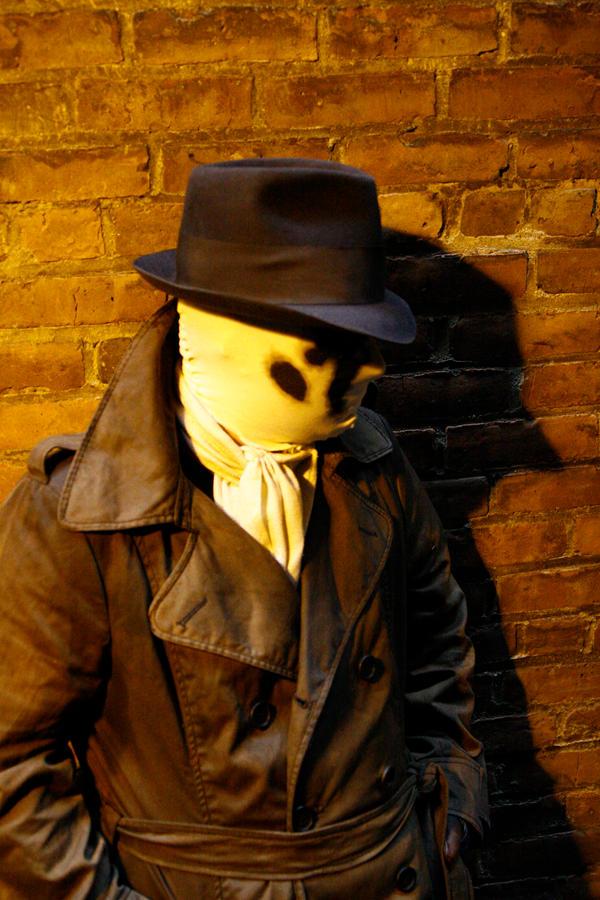 Rorschach Test by Opergeist