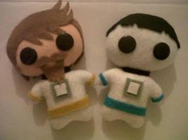 Yogscast Sipsco dolls