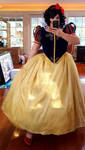 Snow White Full Gown by Lo-Botomy