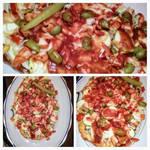 Juicy Veggie Pizza by Artemisia96