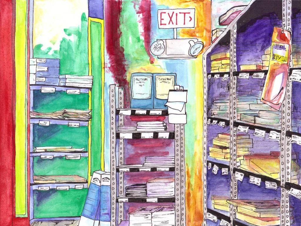 Art Store by cheeseytofu
