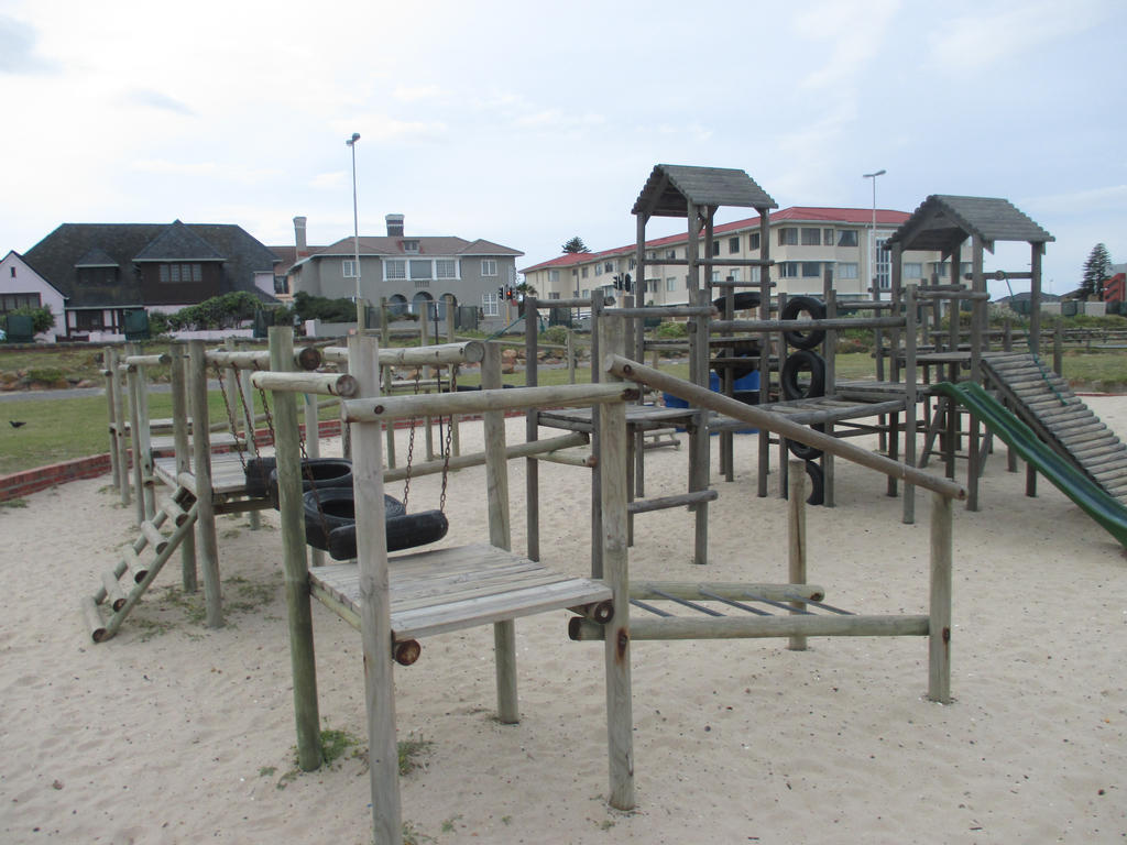 Playground at the beach by childrenofkhaos