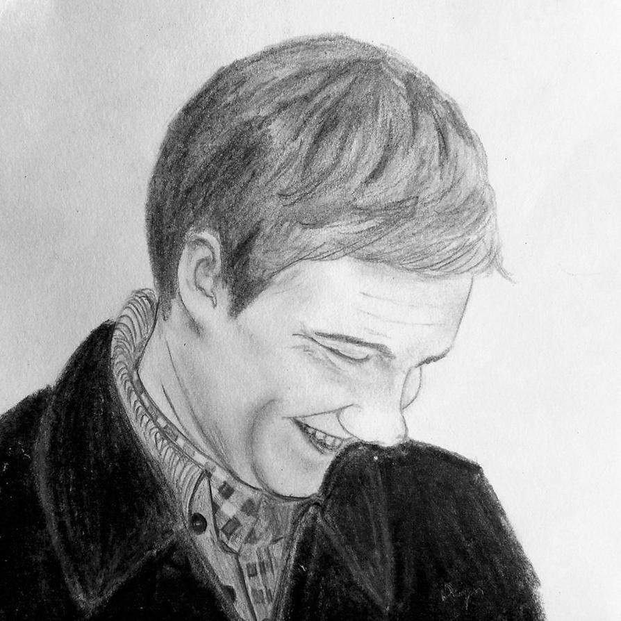 Dr Watson by paschinpurple