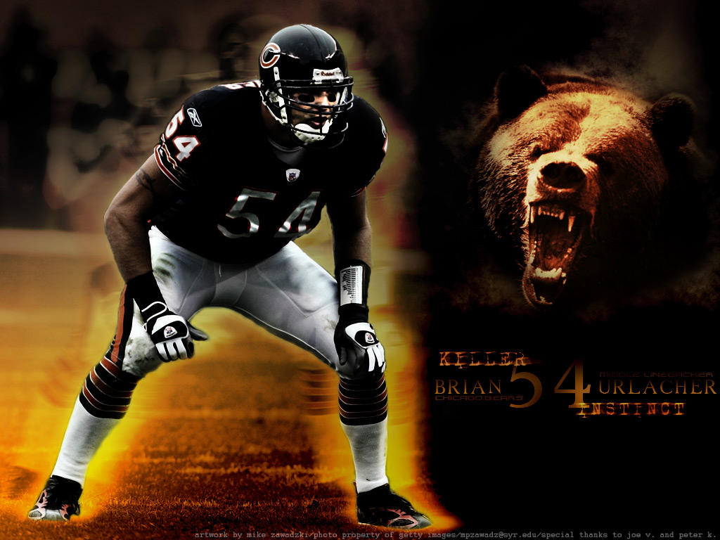 Brian Urlacher, KillerInstinct by YankeeFan on DeviantArt