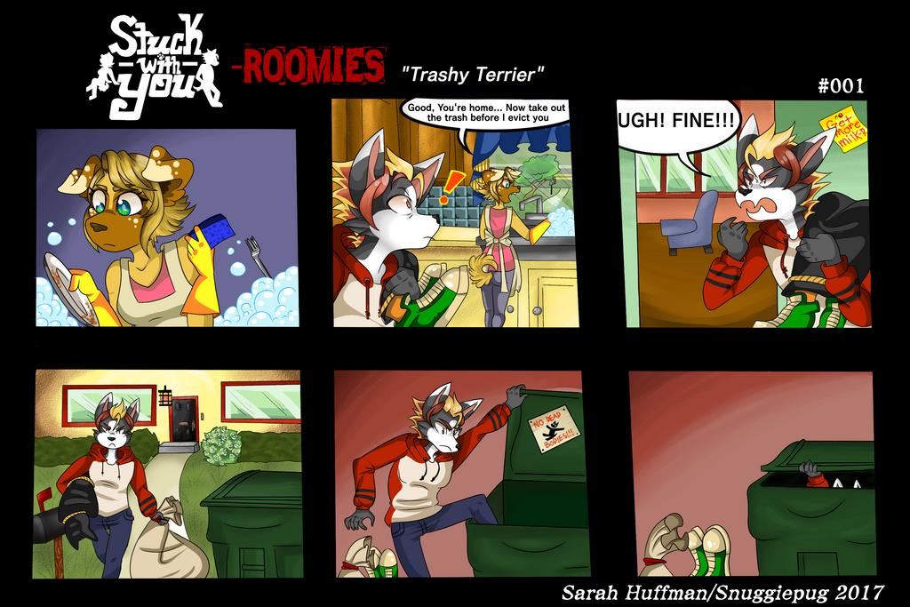SWY-Roomies 001 by Snuggiepug