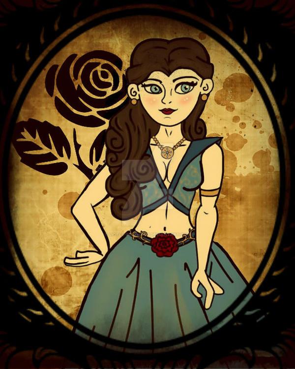 Margaery Tyrell by Little-Birds-Art