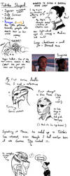 Mass Effect 2 Sketch Dump and Ponderings by NuttyNuti