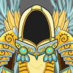 Commission: Platinum: Vhaeria