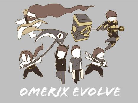 Omerix Evolve