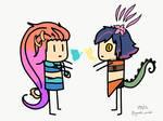 Neeko and Zoe