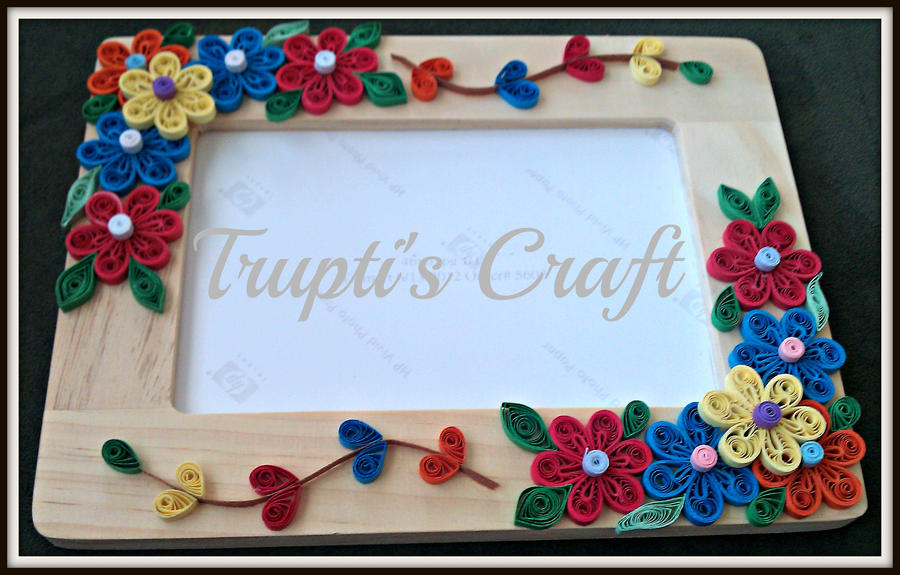 Quilling Paper Flowers Paper Quilling Flower Photo