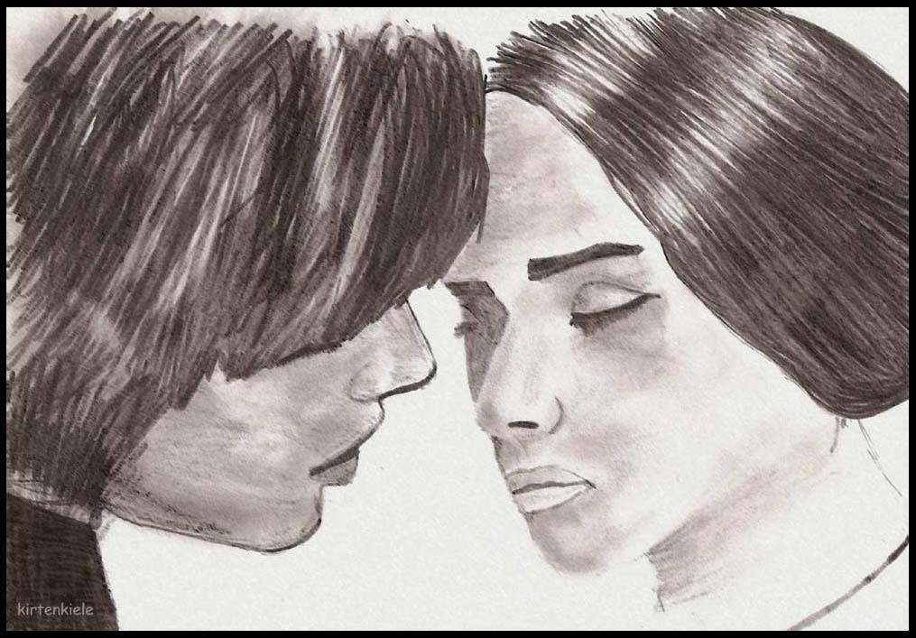 romeo and juliet. by kirtenkiele
